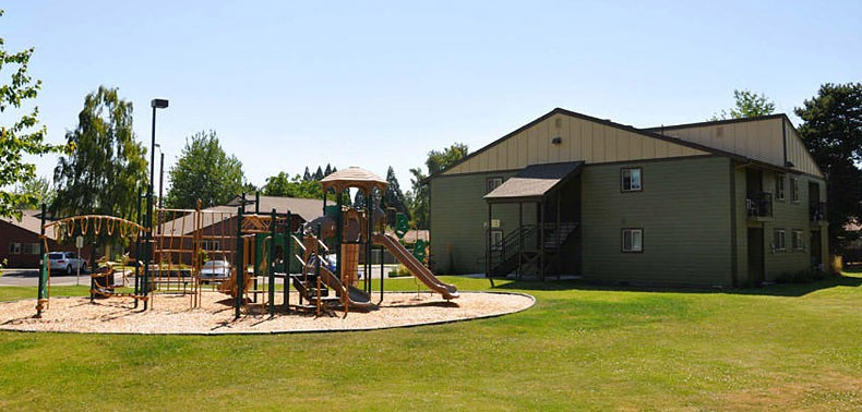 All Trades GC Remodel of Multi-Famliy Residence - Playground Installation