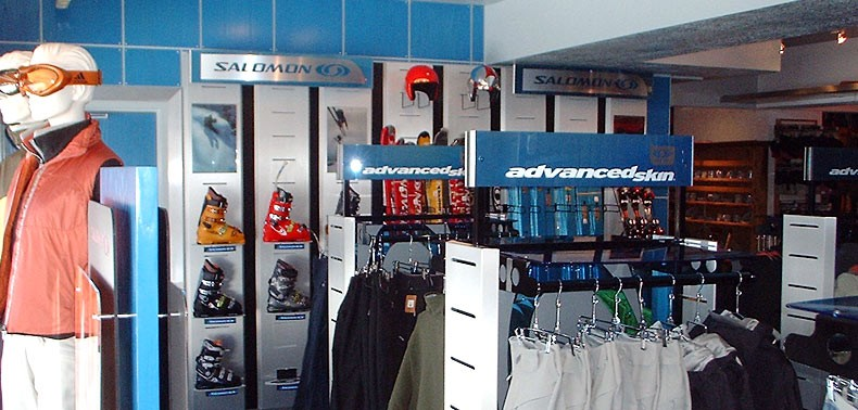 All Trades GC - Saloman Store Fixtures and Retail Display