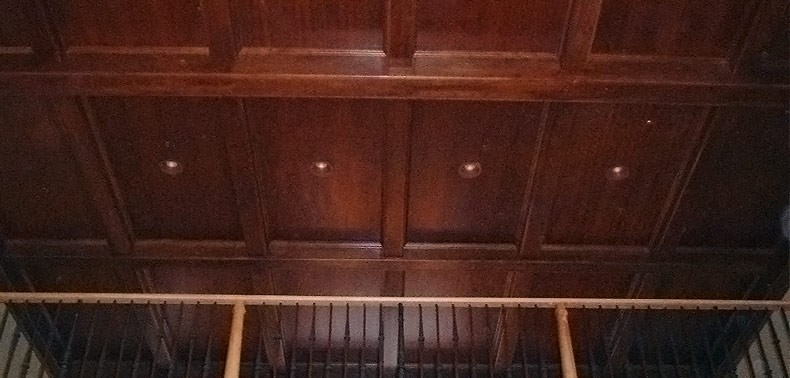 Box Beam Ceilings - All Trades GC